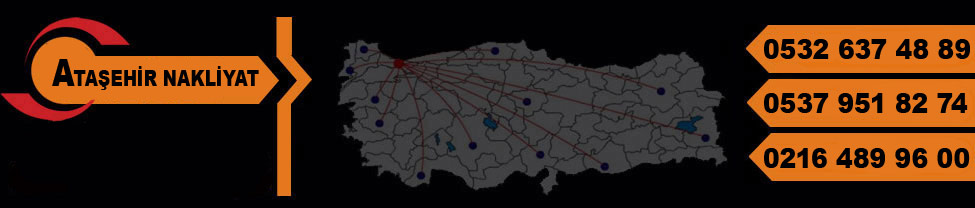 Ataşehir Evden Eve Nakliyat 0216 489 96 00